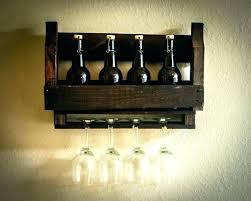 wall mount wood wine rack wall mount wine glass holders wall mounted wood wine racks wall