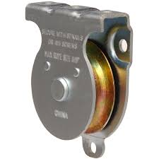covert heavy duty wall ceiling mount pulley