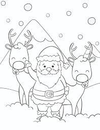 Claus, elves, reindeer and more santa pictures and sheets to color. 3 Printable Santa Coloring Pages Free Freebie Finding Mom