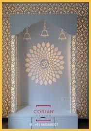 pooja room door design