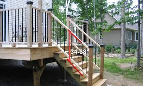 We did not find results for: Standard Deck Railing Height Code Requirements And Guidelines