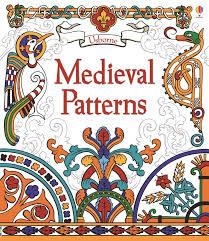 "Medieval Patterns Classy Medieval Patterns"" At Usborne Children's Books"