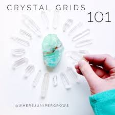 Crystal Grid Patterns Best Design Ideas