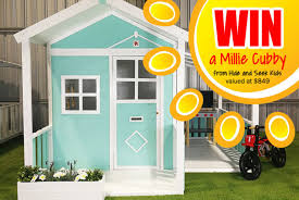 home sweet home win the cutest cubby on the block from hide and seek kids
