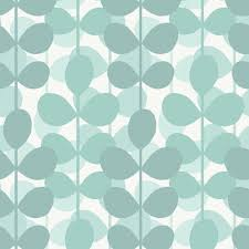 8 In X 10 In Aqua Leaf Wallpaper Sample Products Patroon