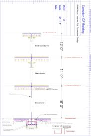 basement foundation design. Internal Wall Foundation Full Basement Design