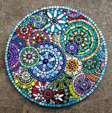 Pre Made Mosaic Designs Mosaic By Plum Art Mosaics 2014 Sharon Plummer Mosaic