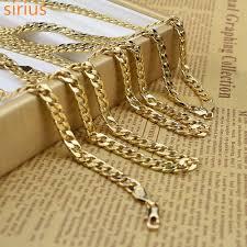 Golden Necklace <b>8pcs</b> Beauty Pendant Gifts Accessories Fashion ...