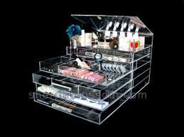 large makeup organizer with drawers clear acrylic makeup organizer uk