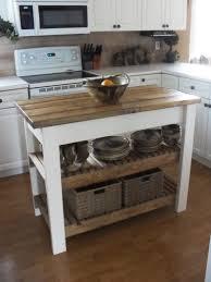 Kitchen Island Open Shelves Tiny Kitchen Island Zampco