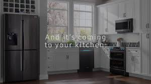 samsung black stainless steel. Samsung Black Stainless Steel Appliances L