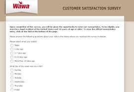 wawa nutrition survey