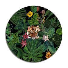 jungle table mats placemats coasters avenida home