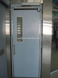 Double Swinging Kitchen Doors Guangzhou Operating Room Doorhospital Surgery Room Doorssliding