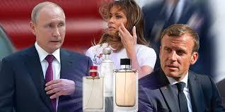 Какими духами пользуется Путин - Экспресс газета