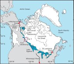 Younger dryas , also called younger dryas stadial , cool period between roughly 12,900 and 11,600 years ago that disrupted the prevailing warming trend occurring at the end of the pleistocene epoch. Identification Of Younger Dryas Outburst Flood Path From Lake Agassiz To The Arctic Ocean Nature