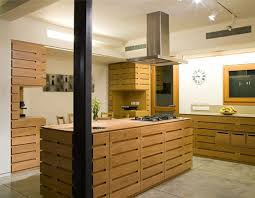 Modern Wooden Kitchen Designs Amazing Wood Kitchen Design Ideas With Stands Free Cube Amber