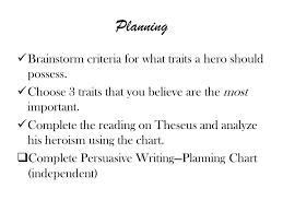 descriptive essay on heroism essay planning write a standard  3 planning brainstorm