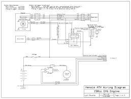 wiring diagrams taotao electric scooter wiring diagram hopkins 110cc chinese atv no spark at Chinese Atv Wiring Schematic