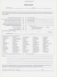 medical health history form seven great health history form information ideas