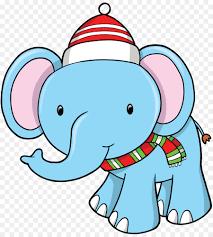 christmas elephant clip art. Exellent Christmas Santa Claus Clip Art Transportation Christmas Elephant Art  Elephants Intended Art A