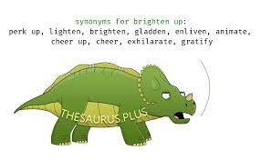 200 brighten up synonyms similar words