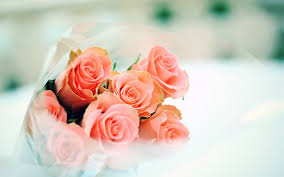 cute rose bouquet to view