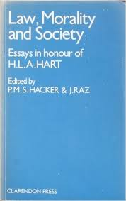 law morality and society essays in honor of h l a hart by  385513