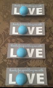 sprinkled with love baby shower favor grey baby blue by 3cheersprintables on s