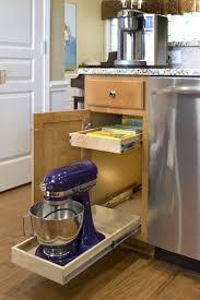 Sliding Shelves For Kitchen Cabinets Make Edina Living Ivory Kitchen