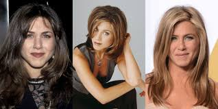 Jennifer Aniston Hair Style jennifer aniston hair evolution timeline of jen anistons hairstyles 7754 by wearticles.com