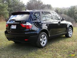 Coupe Series bmw x3 3.0 si : Black Sapphire Metallic 2007 BMW X3 3.0si Exterior Photo #40679790 ...