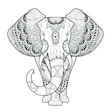 Baby Elephant Coloring Pages Cute Elephant Coloring Pages With Cute
