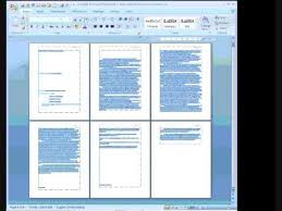sample apa style essay co sample apa style essay