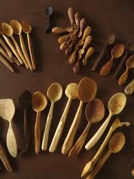 greenwood spoon carving work