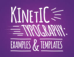typography templates kinetic typography examples templates biteable