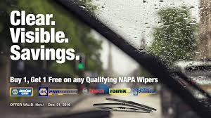 napa wiper blade replacement chart advanced auto clinic blog find the latest aac news