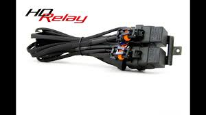 trs tech morimoto hd relay wire harness for hid xenon headlight trs tech morimoto hd relay wire harness for hid xenon headlight upgrades