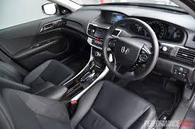 Honda Accord Sport Hybrid review (video)   PerformanceDrive