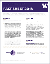 Fact Sheet Template Word fact sheet template microsoft wordReference Letters Words 1