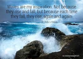 Waves Are My Inspiration Interesting Waves Quotes