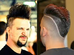 Real Men S Mohawk Hairstyles Men S Hairstyles Pinterest