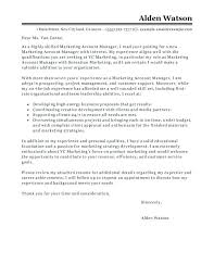 Technical Manager Cover Letter Manager Cover Letter Examples Best Account Manager Cover Letter