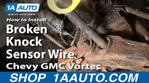 how to replace engine knock sensor 95 00 chevy tahoe how to replace engine knock sensor 95 00 chevy tahoe