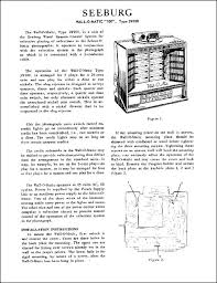 11 best images about manuals slot machines, arcade games, vending Vending Machine Wiring Diagram 5 seeburg jukebox manuals on 1 pdf seeburg vending machine go-127 wiring diagram