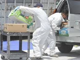 More Than 50 000 Pounds Collected At Hazardous Waste Event