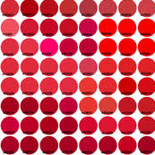 Different Shades Of Red Chart Wallpaper Just Red Color Chart On A Swatch