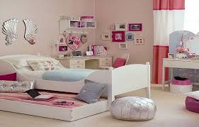 Pink girls bedroom furniture 2016 Toddler Floral And Color Teenage Girl Bedroom Ideas Room Decorating Ideas For Teenage Girls Lushome Room Decorating Ideas For Teenage Girls Girls Bedroom Furniture