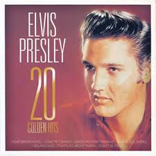 ELVIS PRESLEY - 20 Golden Hits - CD%2520777455