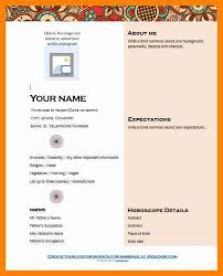 format of marriage resume 11 matrimonial resume format new hope stream wood